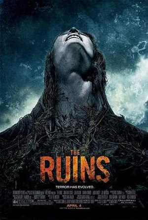 The Ruins (film) - Promotional poster