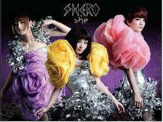 <i>Shero</i> (S.H.E album) album by S.H.E
