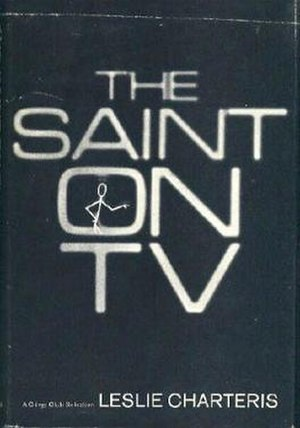 The Saint on TV - First edition (US)