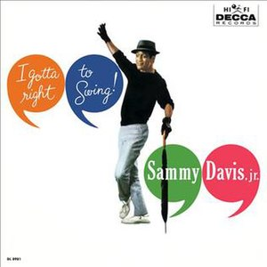 I Gotta Right to Swing - Image: Sammy Gotta Right Swing