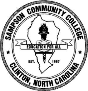 Sampson Community College - Image: Sampson Community College seal