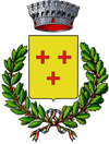 Coat of arms of San Canzian d'Isonzo
