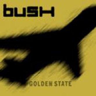 Golden State (album) - The original album cover featuring a plane