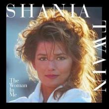 musica shania twain the woman in me