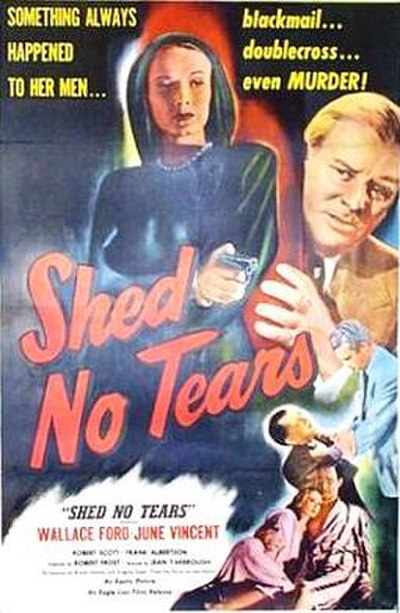 Picture of a movie: Shed No Tears