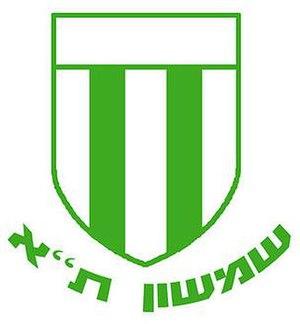 Shimshon Tel Aviv F.C. - Image: Shimshon Tel Aviv