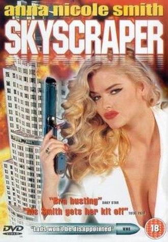 Skyscraper (1996 film) - UK DVD cover