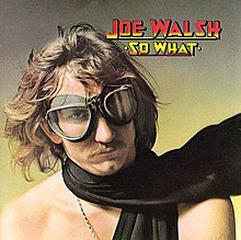 So What (Joe Walsh album) - Wikipedia