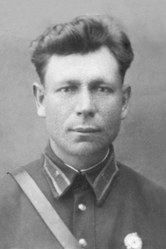 324th Rifle Division (Soviet Union) - Major Ivan Yakovlevich Kravchenko, Hero of the Soviet Union