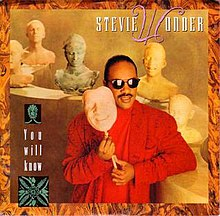 Stevie Wonder - You Will Know.jpg
