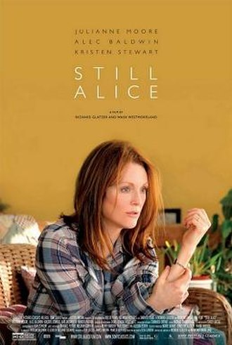 Still Alice - Theatrical release poster