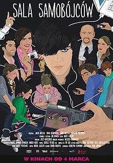 <i>Suicide Room</i> 2011 Polish film by Jan Komasa