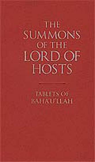 Summons of the Lord of Hosts - The Summons of the Lord of Hosts.