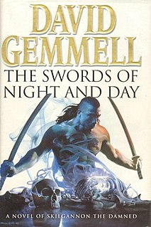 <i>The Swords of Night and Day</i> novel by David Gemmell