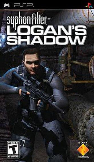 Syphon Filter: Logan's Shadow - Image: Syphon Filter Logan's Shadow NA version front cover