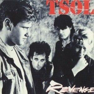 Revenge (T.S.O.L. album) - Image: T.S.O.L. Revenge cover