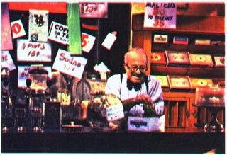 Mr. Hooper Sesame Street character