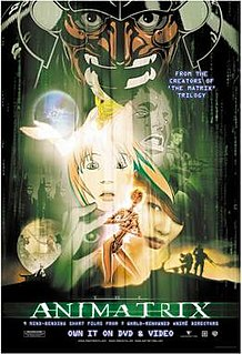 <i>The Animatrix</i> 2003 American-Japanese anthology anime film