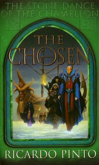 The Chosen (Pinto novel) - Paperback edition