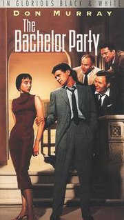 <i>The Bachelor Party</i> A television episode