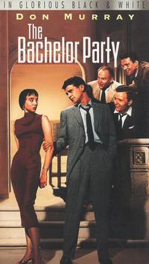 The Bachelor Party - US VHS cover