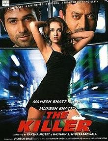 The Killer (2006) SL DM - Emraan Hashmi, Irfan Khan, Nisha Kothari, Avtar Gill, Zakir Hussain, Bharati Achrekar, Prithvi Zutshi
