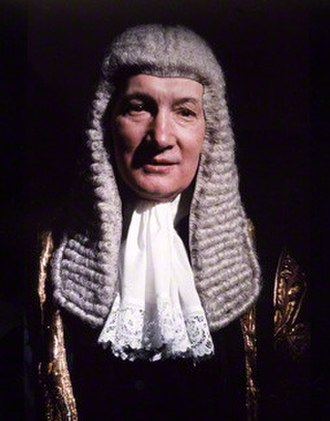Alfred Denning, Baron Denning - Image: The Lord Denning in 1964