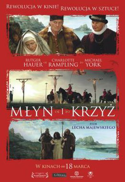 Picture of a movie: The Mill And The Cross