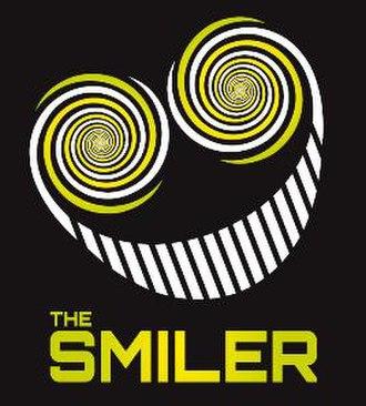 The Smiler - Image: The Smiler Official Logo