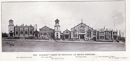 "The ""Stanley"" group of buildings at South Norwood The Stanley Buildings.jpg"