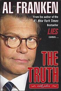 <i>The Truth (with Jokes)</i> Al Franken book
