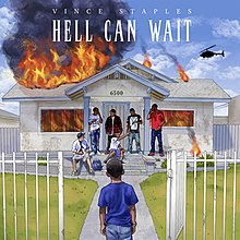 "The official cover art for Vince Staples ""Hell Can Wait"" EP.jpg"