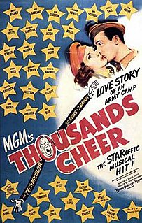 <i>Thousands Cheer</i> 1943 film by George Sidney