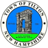 Official seal of Tilton, New Hampshire