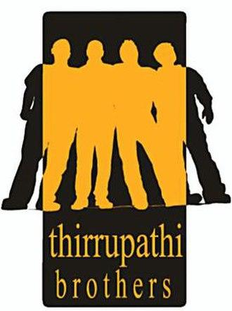 Thirrupathi Brothers - Image: Tirupathi Brother logo