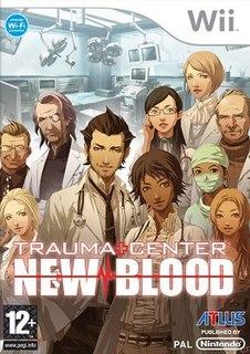 <i>Trauma Center: New Blood</i>