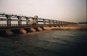 Trimmu Barrage - Image: Trimmubarrage