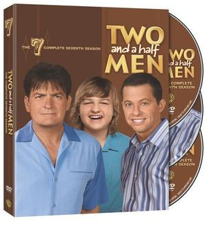 Two and a Half Men (season 7) - Image: Two and a Half Men season 7 DVD