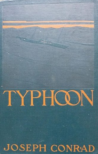Typhoon (novella) - First UK book edition