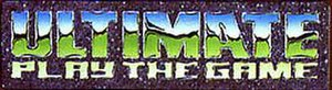 Ultimate Play the Game - Image: Ultimate Play the Game logo