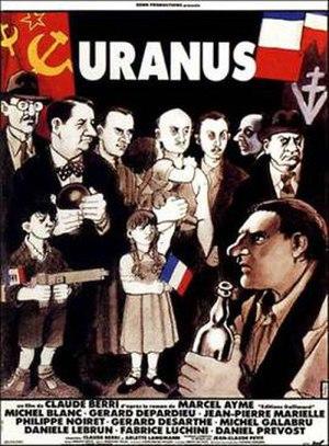 Uranus (film) - Image: Uranus poster