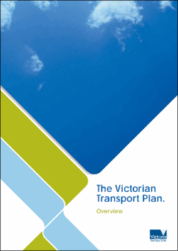 Victorian Transport Plan Wikipedia