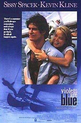 Violets Are Blue (film) - Image: Violets Are Blue (film)