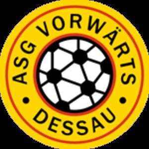 ASG Vorwärts Dessau - Image: Vorwaerts Dessau