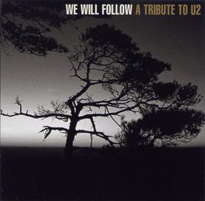 We Will Follow: A Tribute to U2 - Image: Wewillfollowu 2tributecover