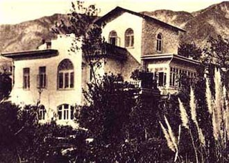 White Dacha - Image: White dacha yalta