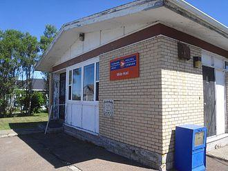 White Head Island - Image: White Head post office