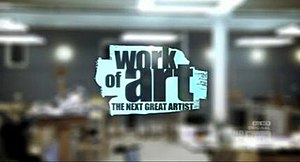 Work of Art: The Next Great Artist - Title card