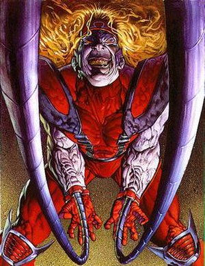 Omega Red - Image: Xmen 18omegared
