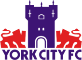 Crest of York City